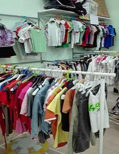 Abbigliamento Usato